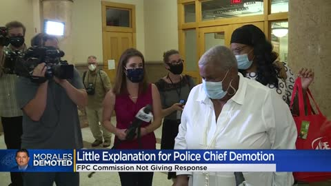 FPC offers little explanation in Morales' demotion from chief...